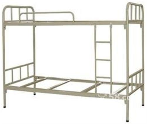 80元卖一张双层铁架子床
