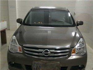 日产轩逸车型2010年88000元转让