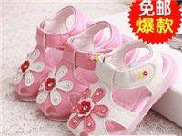 新女宝宝鞋