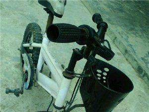 3―7岁儿童自行车低价转让