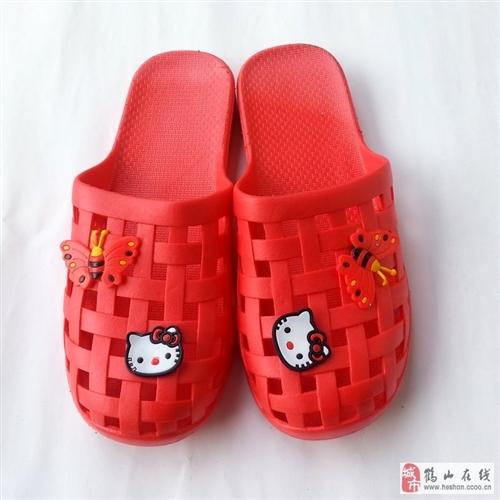 出售十對38碼紅色女式拖鞋