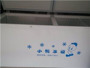 出售全成新小鸭海雪单温冰柜