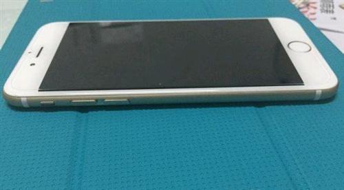 金色 苹果 iPhone6 64GB 国行正品