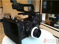 佳能eos/c100数字电影摄影机摄像机