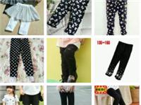 1元女童打底裤,4000件全清价格。