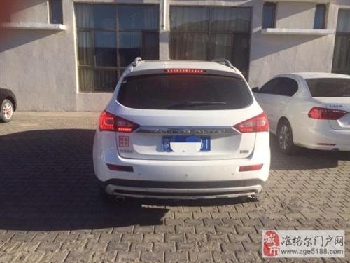 出售众泰众泰T600 2014款 1.5T 手动 尊贵型