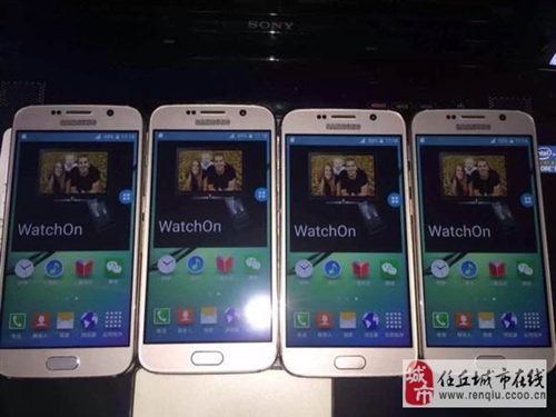 出售全新三星W2015三星S6