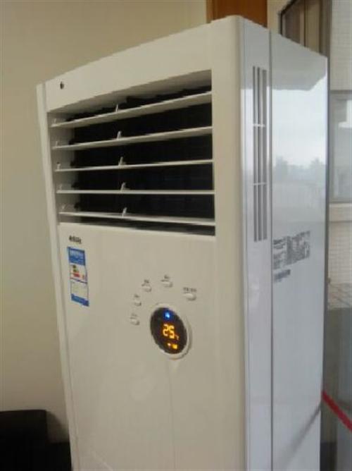 转让家用格力立式2.5P空调一台