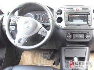轉讓大眾途觀1.8T四驅豪華版二手車