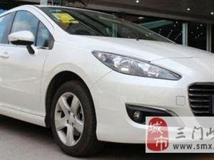 低价出售标致3081.6L自动风尚型轿车