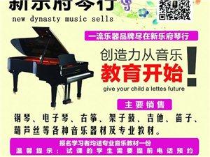 新乐府琴行出售各种乐器及音乐培训新乐府琴行是集各类