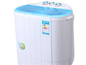 XPB35-128S半自动孕妇婴儿童双桶小型迷你洗