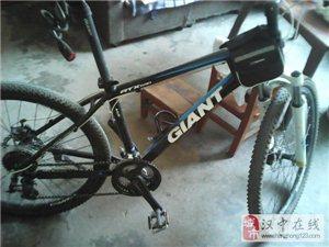 正品捷安特山地自行车