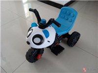 9成新兒童三輪電動玩具車一輛