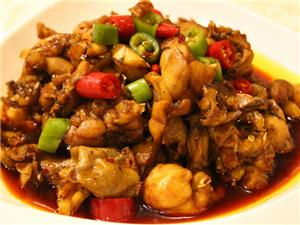 干嘣雞大熱賣