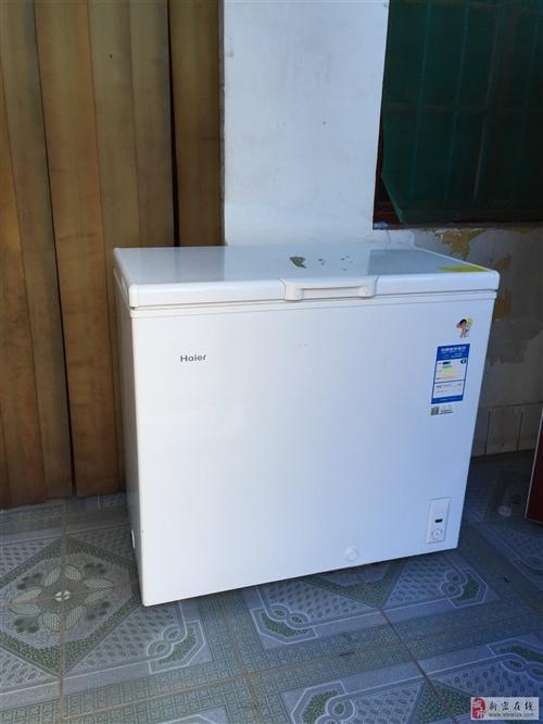 低价出售海尔冰柜