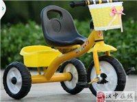 9成新儿童三轮脚踏车