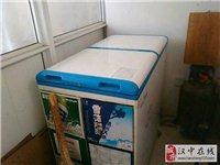 美的冰柜九成新
