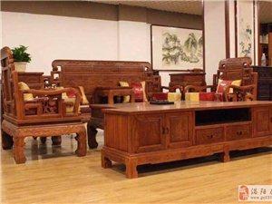 涡阳首家高大上的红木家具&#9758鸿郡汉典&#9756落户涡阳
