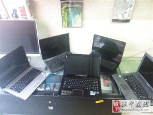 公司的笔记本电脑,成色新中高配运行速度快