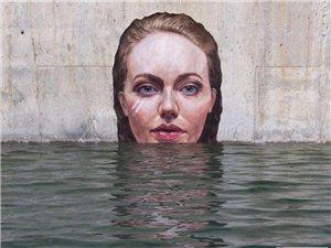 壁画、油画、雕塑
