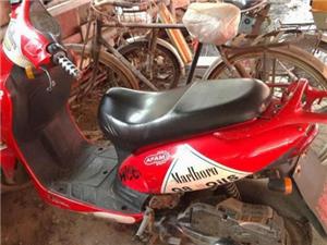 出售自用踏板摩托車