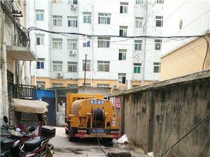 瑞昌專業污水管道疏通清洗低價優質