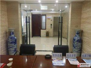 甘谷县滨河南路金成大酒店客房部一楼电梯口