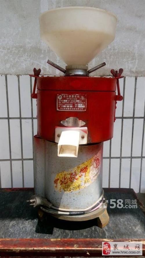 自动分离豆浆机