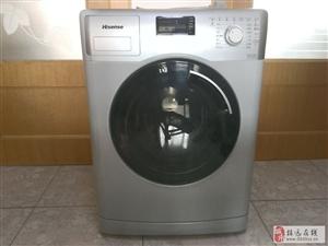 招远因搬家处理自用海信洗衣机一台