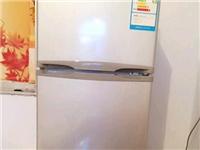 9.9成新奥马冰箱118L