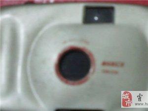 老相机manica hw-230相机可以外加闪光灯