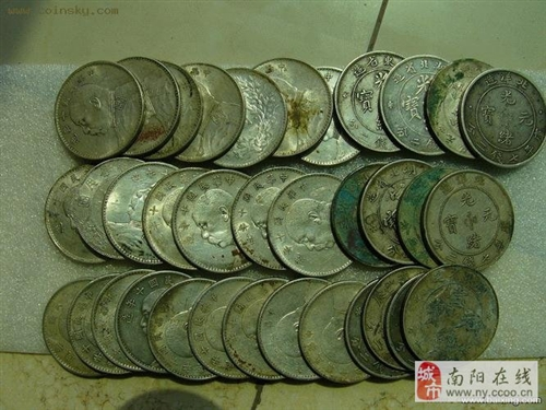 高价收购银元,大头.小头.船洋.光绪元宝.大清银币