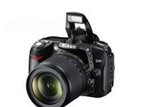 出售二手单反 中级相机尼康D90头18-55