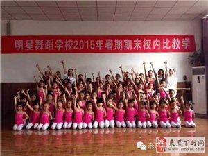 明星舞蹈2015年暑期课内比教学