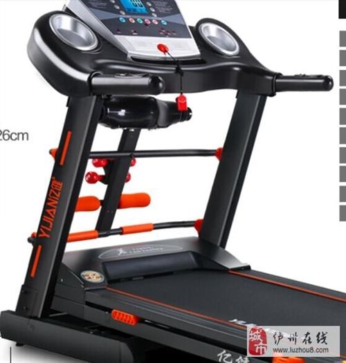 品牌跑步機轉手,9.5成新,價格低廉(帶圖)!