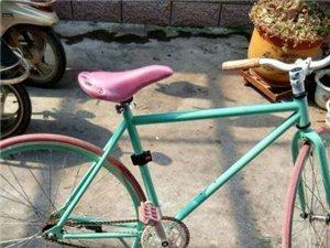 出售9成新女生自行车