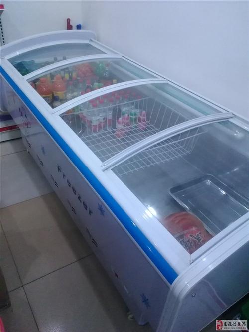 香雪海卧式冷藏柜展柜