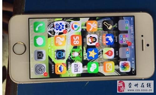 金色 苹果 iPhone5s 16GB