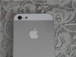 苹果5港版16G白色9成新移动联通都能用