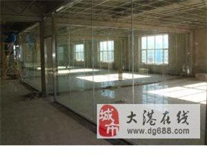 西城区车公庄安装玻璃门/制作玻璃隔断厂