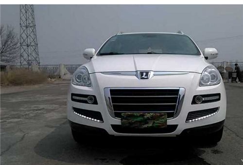 纳智捷LUXGEN7 SUV 2.2T