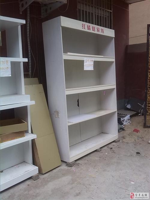 出售展柜3个,家纺,服装用展柜