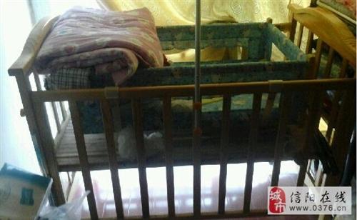 专柜正品买的宝宝床