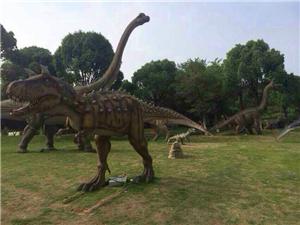 远古仿真恐龙恐龙模型展恐龙公园恐龙道具出租出售