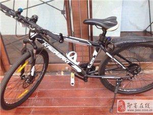 九成新山地自行车刚骑了半个月