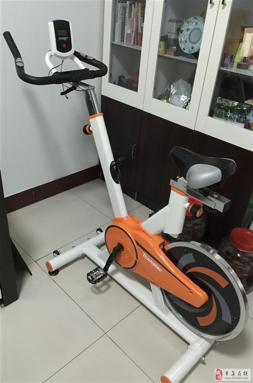转让95成新Maketec健身车一台