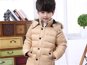 2015年新款冬款童装外套