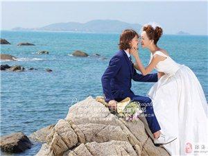 琼海百合经典婚纱摄影双节钜献超值婚纱照套餐