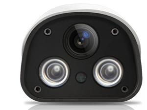 星光级全彩摄像,监控晚上效果更清晰